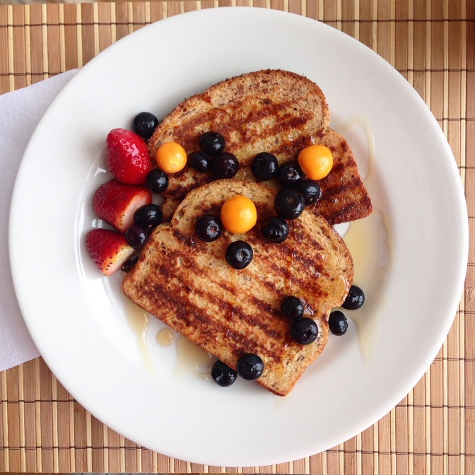 Easy Peasy French Toast