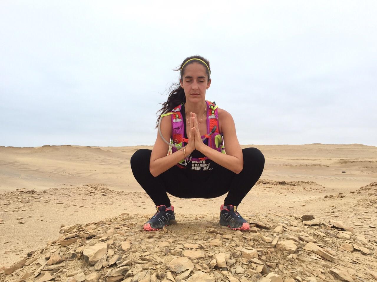 4 Post-Running Yoga Poses – La chola