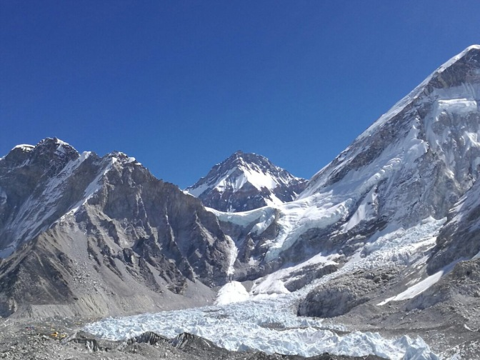 Everest Base Camp: Day by day route