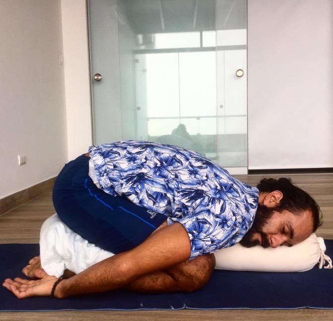 4 Restorative Yoga Poses
